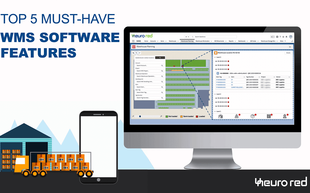 Top 5 Must-Have WMS Software Features