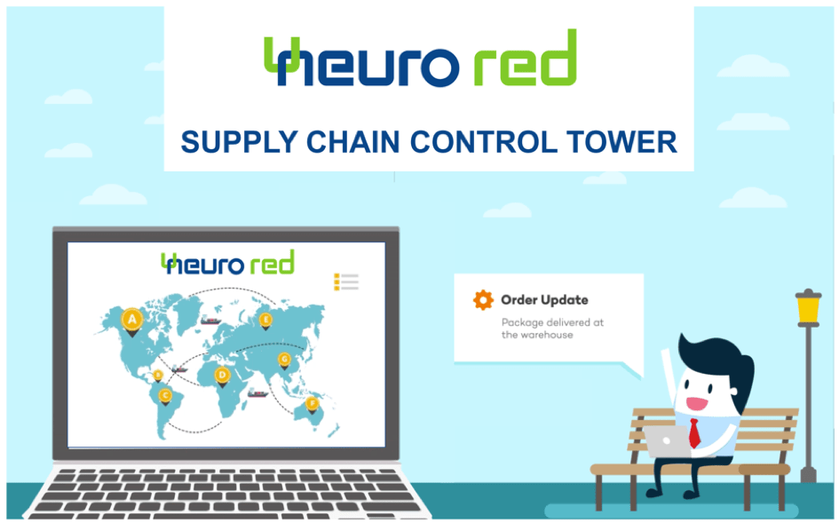 SUPPLY CHAIN CONTROL TOWER| NEURORED | SALESFORCE