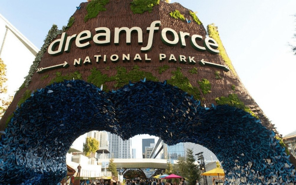 DREAMFORCE 2019 HIGHLIGHTS FOR GLOBAL TRADE AND LOGISTICS